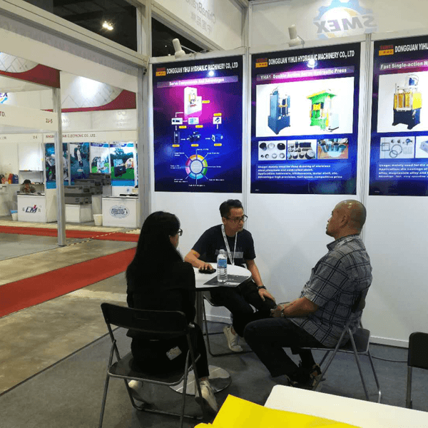 Malezia Smart Manufacturing Exhibition