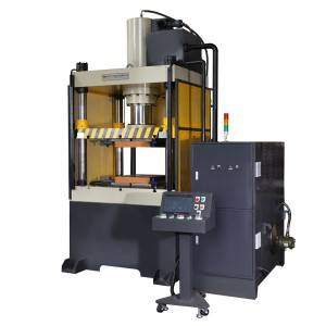 YHA6 Pagpainit Hydraulic Press
