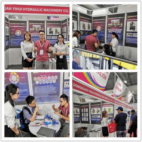 ra tuatahi o MTA Vietnam International Machinery Exhibition