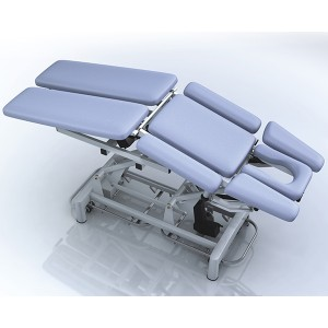 Hot Selling for Finger Joint Machine - 8 Sections Chiropractic Table  – Yikang