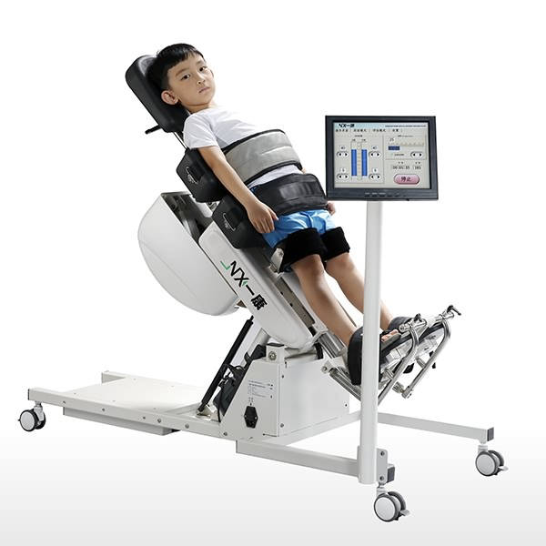 Manufacturer of Favorable Physical Therapy Bed - Robotic Tilt Table C1 for Children – Yikang