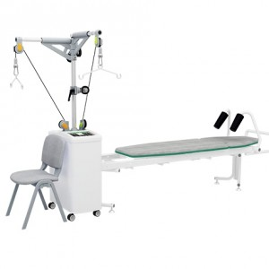 High Quality Rehabilitation Training-assisted Walking Training Controller Traction Table With Warmth