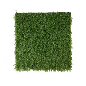 Plastic Modular Interlocking Artificial Grass Tiles For Event
