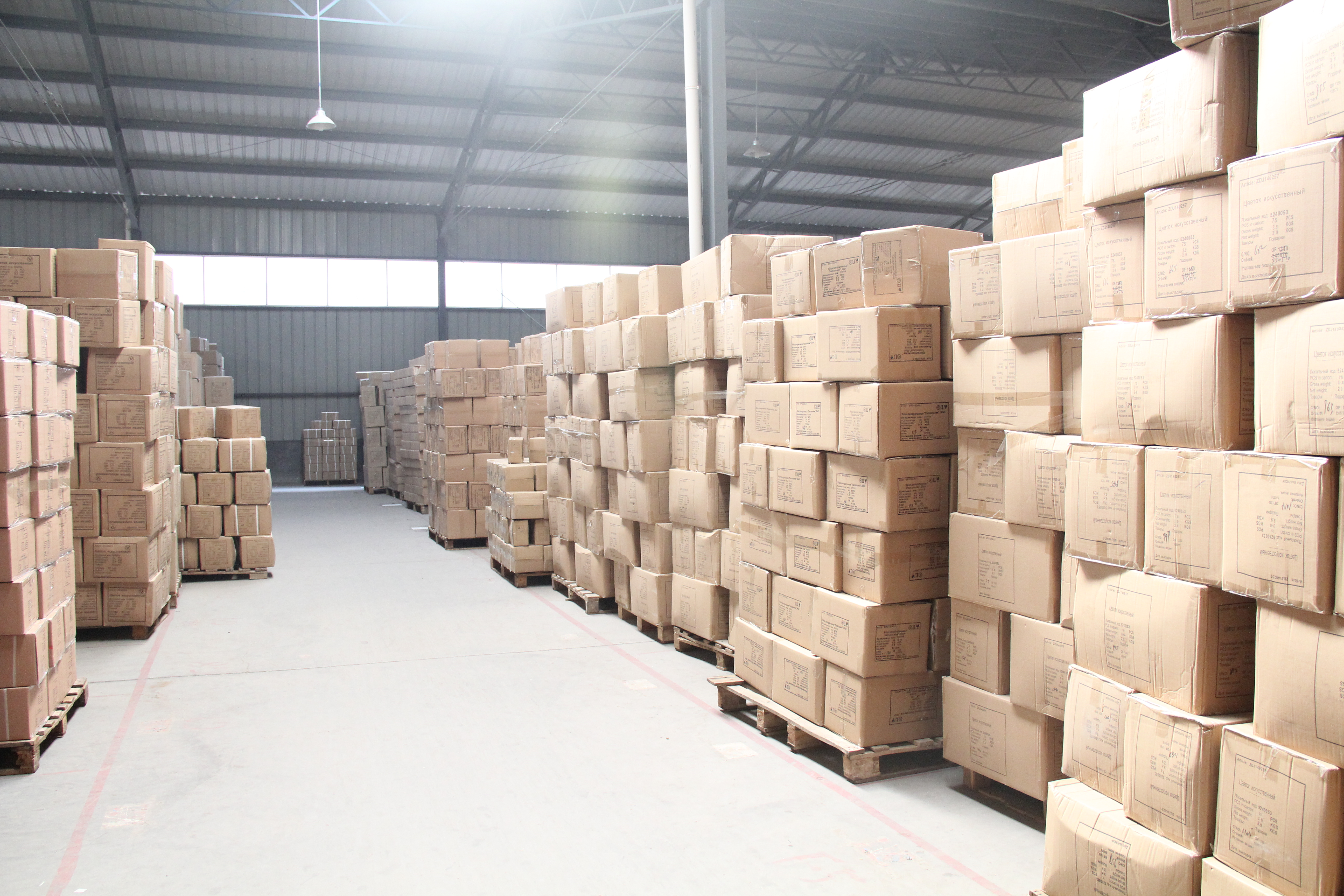 China's warehouse storage sector continues to recover in June