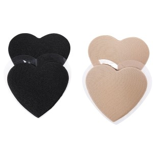 New Fashion Design for Adhesive Bra Dd Cup - Reusable Strapless invisible bra Heart-shaped push up sexy strapless bra Nipple cover for dress  – Yiyun