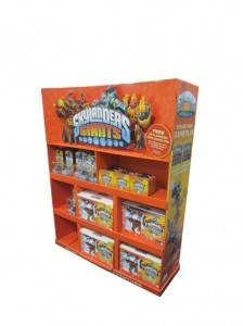 Trending Products Cardboard Pop Up Display Stands