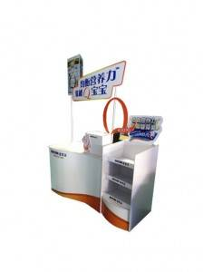 Fixed Competitive Price Cardboard Makeup Display Stand