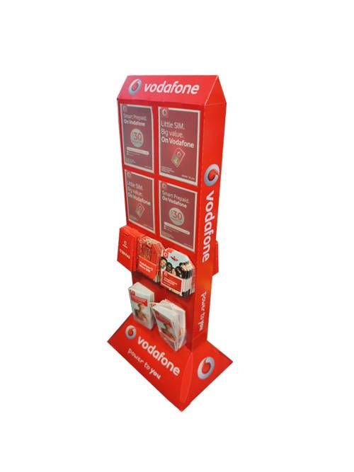Factory source Cardboard Sidekick Display -