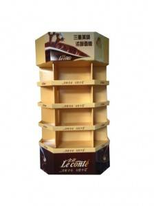 Chinese Professional Half Pallet Displays -