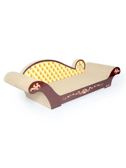 High reputation Cat Scratcher With A Cat Bed -