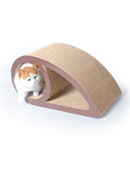 Eye Shape Cat Scratcher Featured Image