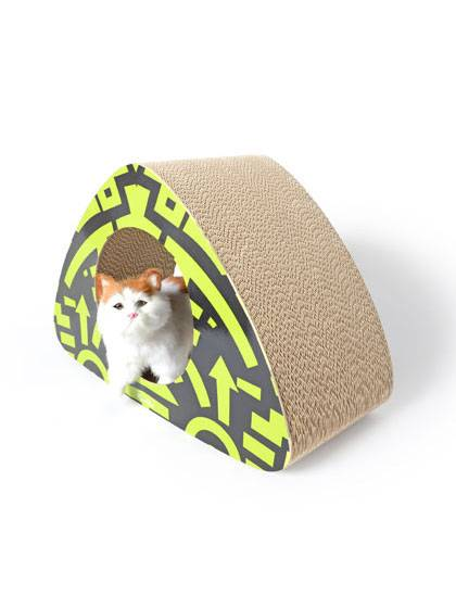 Best Price for Cat Scratcher Board With Cat Toy -
