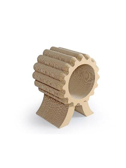 Wholesale Price Corrugated Cardboard Cat Scratchers -