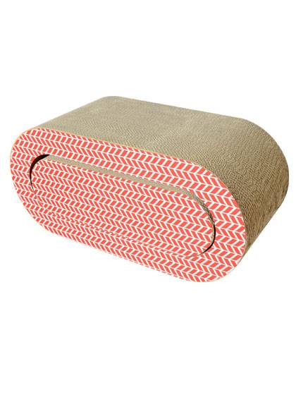 Corrugated karton Cat Scratcher