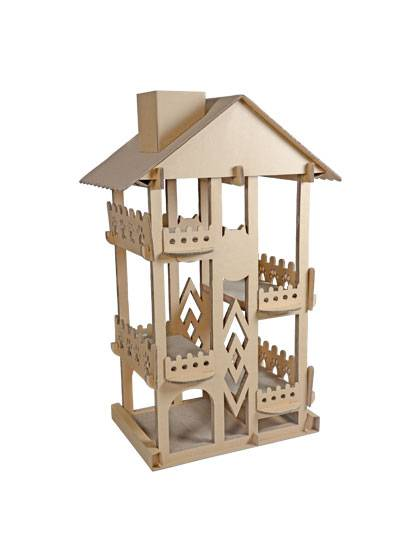 Cheapest Price Corrugated Paper Cat Scratcher -