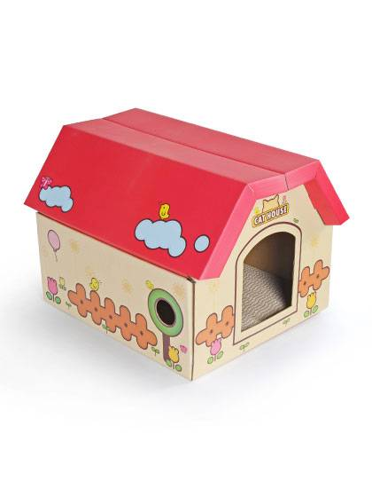 China wholesale Cat Scratcher Board -