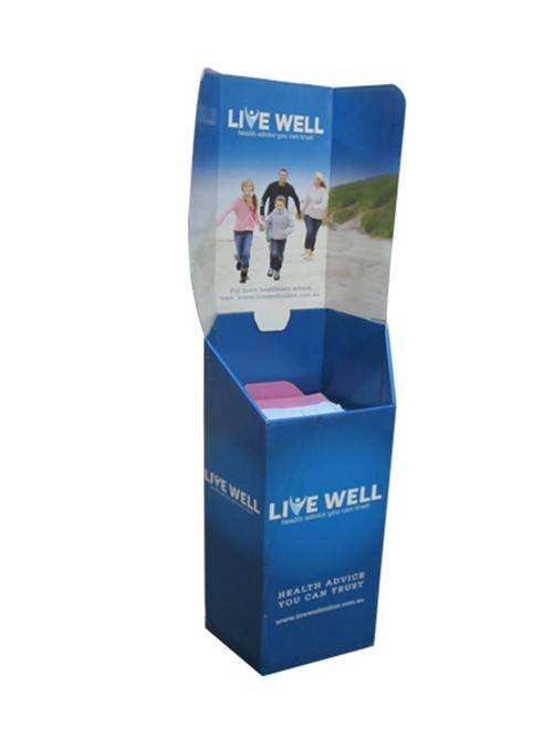 Free sample for Cardboard Hanging Sidekick Display -