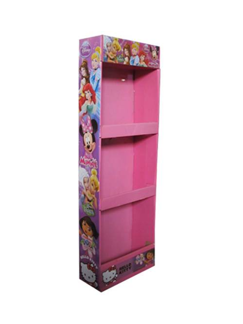 Wholesale Price China Cardboard Counter Display -