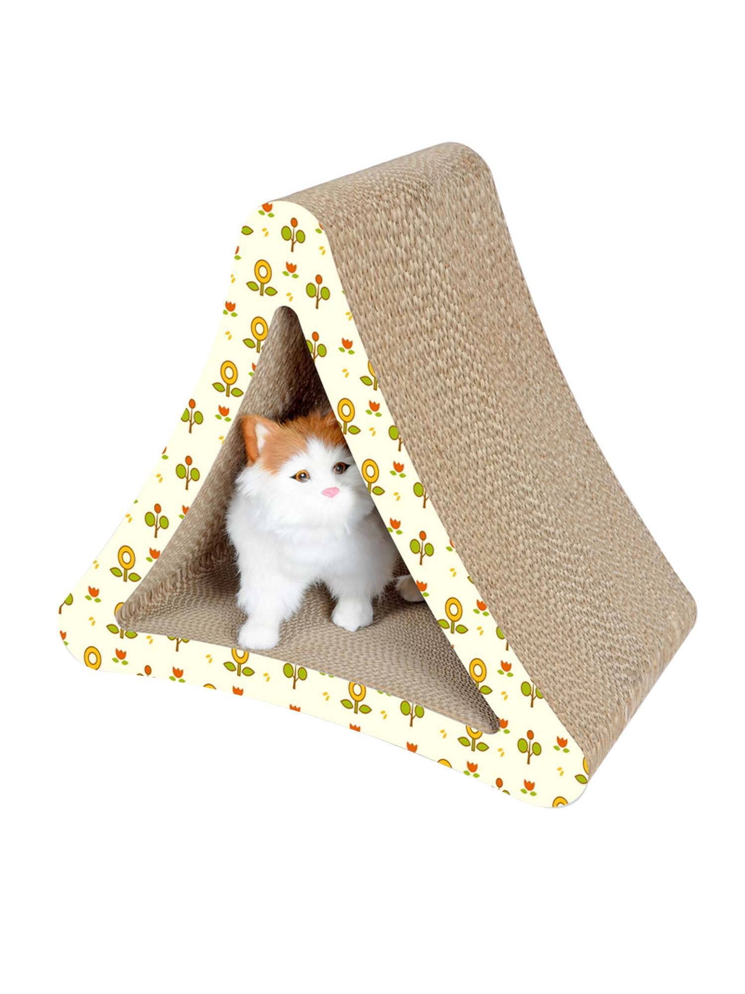 Phahameng Quality Cat Scratcher House
