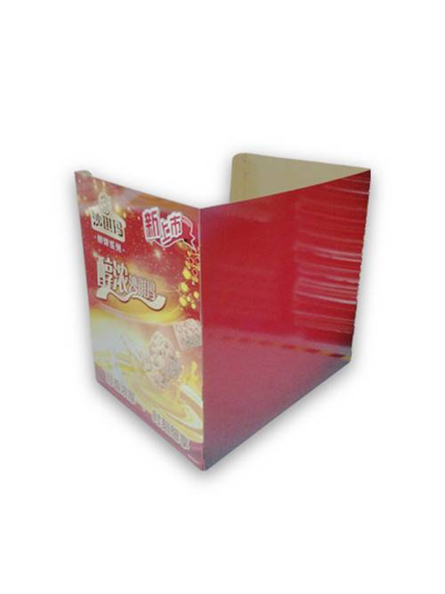 Factory Free sample Supermarket Retail Paper Sidekick Display -