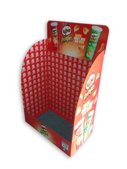 Hot sale Cardboard Floor Display -