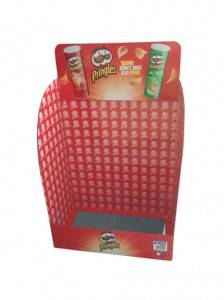 Pop up Paper Dump Bins, Cardboard Retail Socks Dump Bin Display for In Store