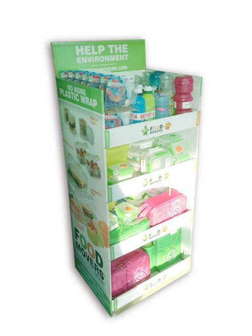 Chinese wholesale Hooked Display Units -