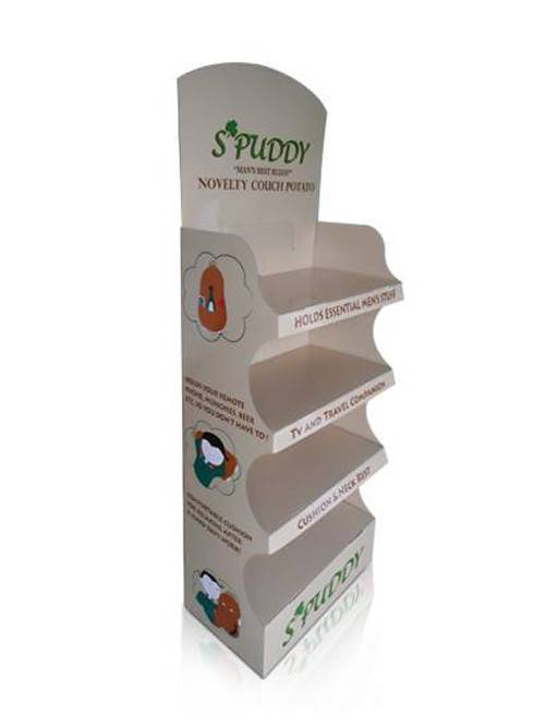High reputation Floor Rotating Display -