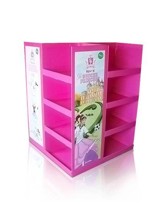 China OEM Four Sides Pallet Display -