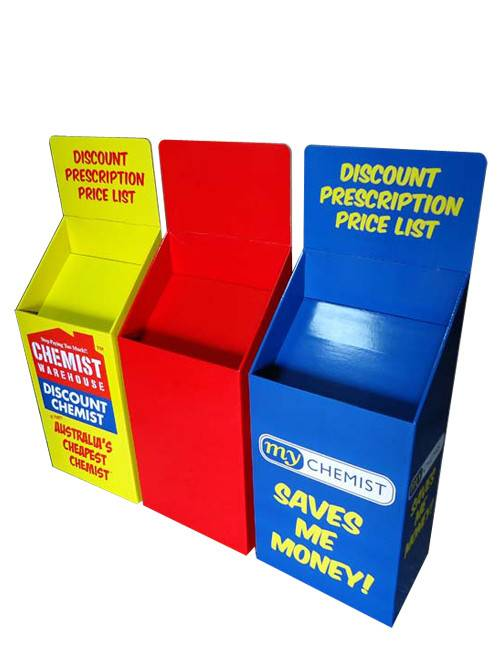 Super Lowest Price Floor Board Display -