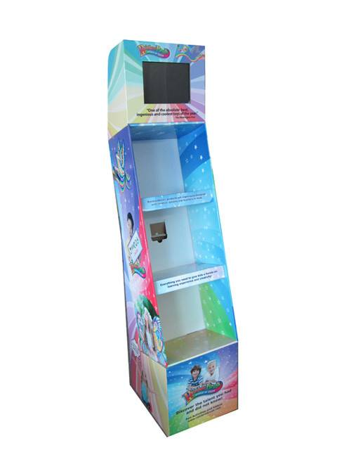 OEM/ODM Factory Pallet Display For Kid Toys -