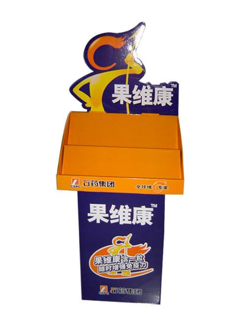 OEM China Toothpaste Pallet Display -