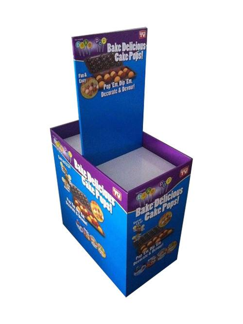 Chocolate POP Display Stand Featured Image