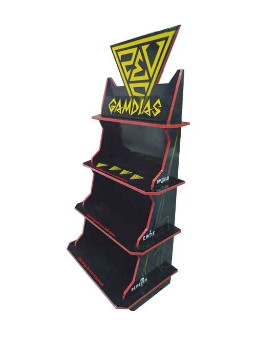 Factory Supply Pop Floor Stand Display -