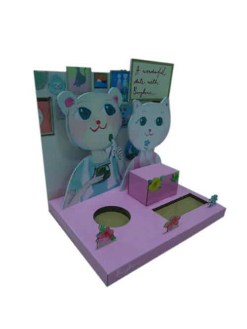 PriceList for Cardboard Pallet Display -