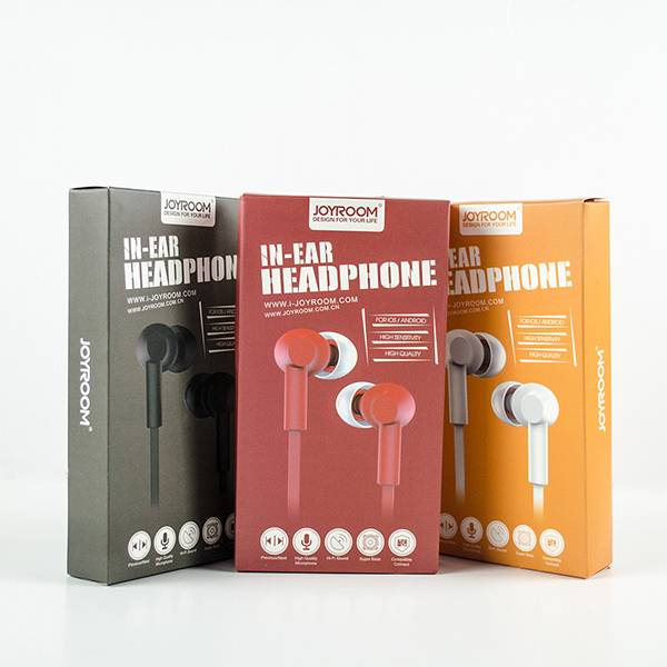 Headphone Packaging Boxes HLD-PB006