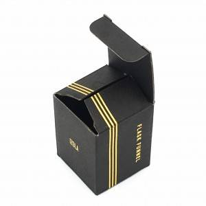 Ready goods sale small sizes paper gift packaging luxury paper box