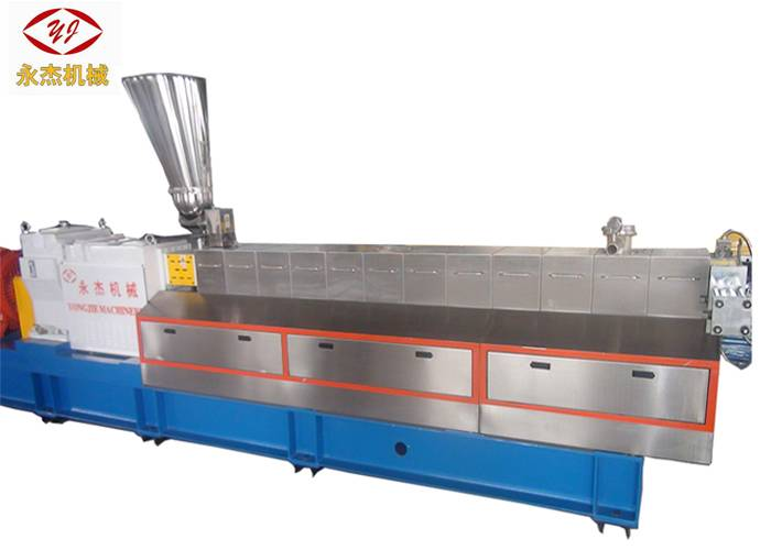 0-800rpm Revolutions Polymer Extrusion Machine W6M05Cr4V2 Screw Material