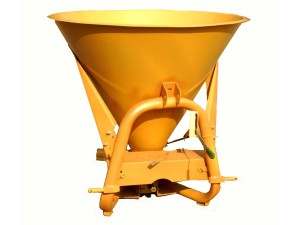 Fertilizing struier CDR rige CDR-400 600 (Iron hopper)