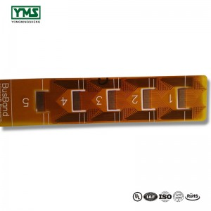 Izimo ze-PCB Substrate 0.10mm Ultrathin 2Layer |  I-YMS PCB