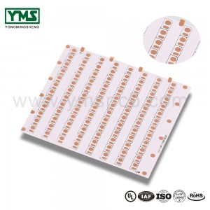 I-Flex PCB Prototyping 1Layer White Solder Mask |  YMSPCB