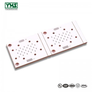 Big Discount Bare Pcb Board Ceramic - Fast delivery Led Display Metal Core Pcb – Yongmingsheng
