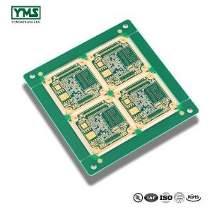 Super Purchasing for 3mil Printed Circuit Boards - China New Product Shenzhen printed circuit board manufacturer pcba prototype fr4 bare pcb without copper – Yongmingsheng
