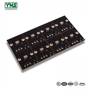 I-Thermal Clad metal core PCB Thermoelectric Copper base Board Countersink Hole |  YMSPCB
