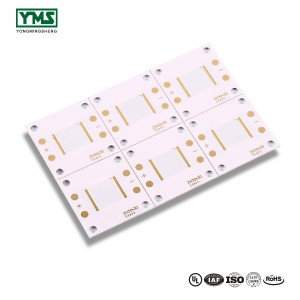 Chinese wholesale Flexible Printed Circuit Board - 1Layer mirror Aluminum Base Board | YMSPCB – Yongmingsheng