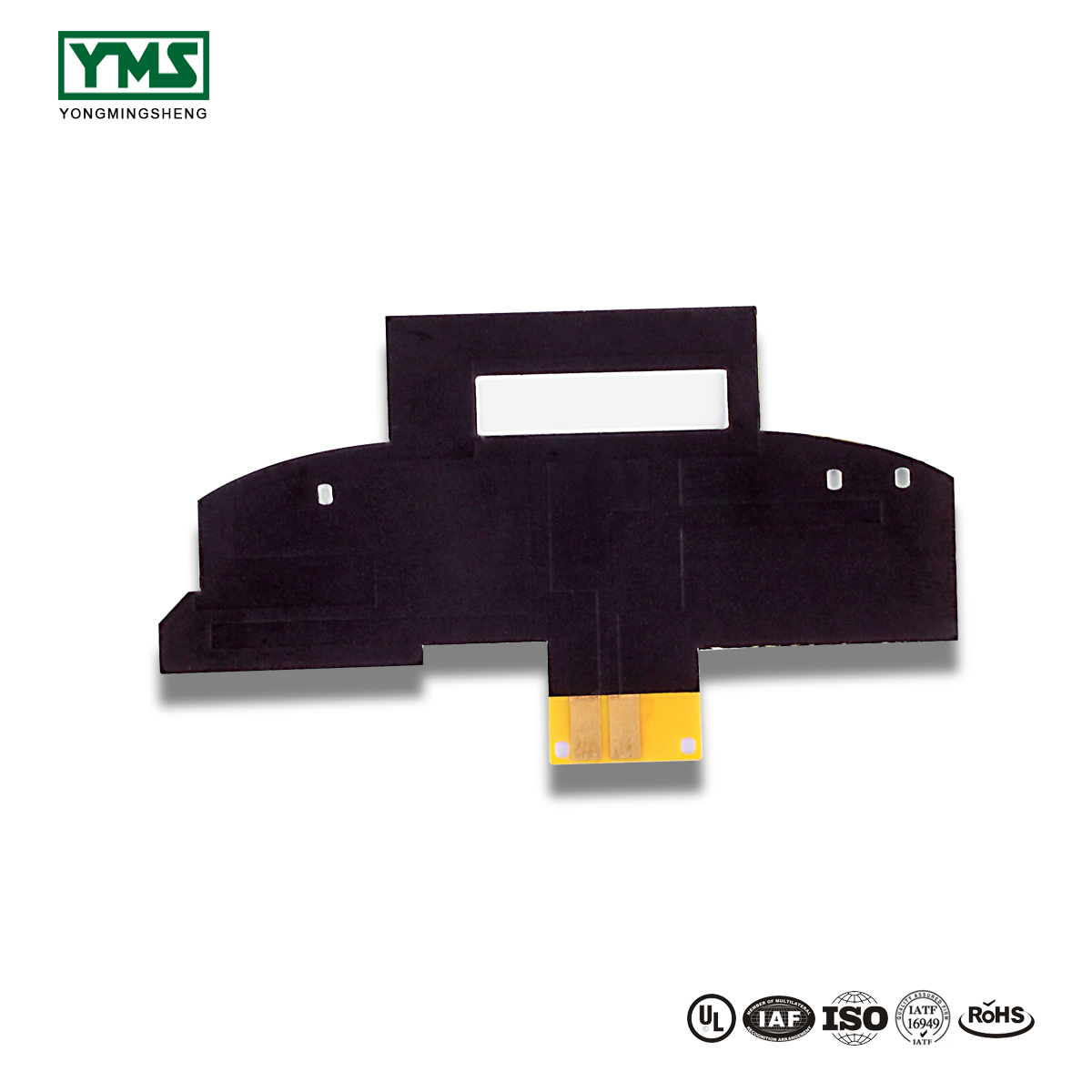 1layer  Cem-3 Stiffener flexible board