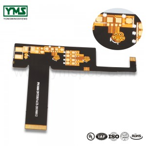 Pabrik Profesional untuk China LED Light Flexible Printed Circuit Board dengan LED Controller