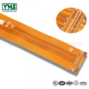 I-Bendable, 2Layer Flexible Printed Circuit Board |  YMSPCB