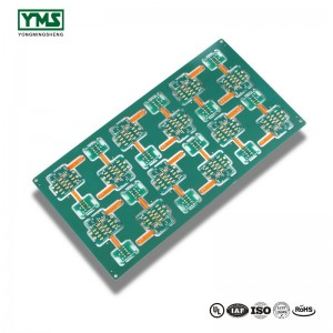 Chinese wholesale Flexible Printed Circuit Board - Cheapest Price Flex-rigid Hasl Enig Pcb And Fpc Assembling Circuit Board Design – Yongmingsheng