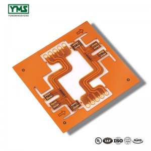 4Layer Flex PCB Immersion Gold FPC |  YMS PPCB